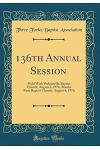 136th Annual Session: Held with Perkinsville Baptist Church, August 3, 1976, Brushy Fork Baptist Church, August 4, 1976 (Classic Reprint)