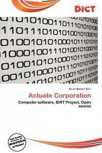 Actuate Corporation