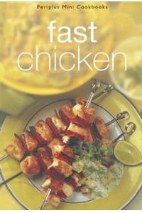 Periplus Mini Cookbooks - Fast Chicken