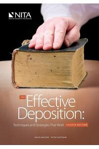 The Effective Deposition: Techniques and Strategies That Work