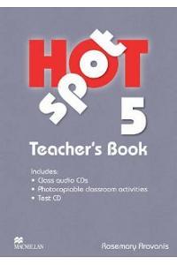 Hot Spot Level 5: Teachers Book Pack International