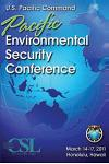 2011 Pacific Environmental Security Conference (Pesc)