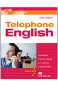 TELEPHONE ENGLISH Student's Book & CD Pack