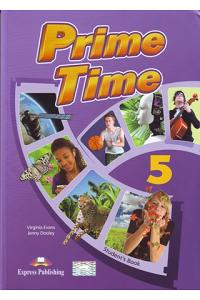 PRIME TIME 5 STUDENTS BOOK (INTERNATIONAL)
