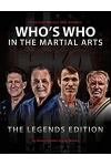 2017 Who's Who in the Martial Arts: Legends Edition