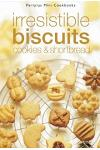 Periplus Mini Cookbooks - Irresistible Biscuits Cookies  & Shortbread