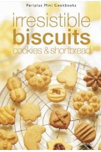Periplus Mini Cookbooks - Irresistible Biscuits Cookies  & Shortbread