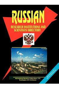 Russian Research Institutions and Scientists Directory