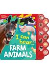 10 Button Sound Book - Farm Animals