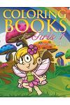 Coloring Book for Girls 1: Fairies and Wedding