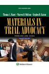 Materials in Trial Advocacy: Problems and Cases