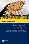 Awakening Africa's Sleeping Giant: Prospects for Commercial Agriculture in the Guinea Savannah Zone and Beyond