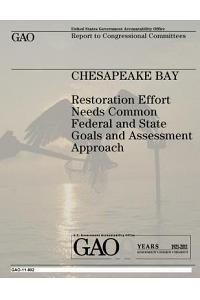 Chesapeake Bay: Restoration Effort Needs Common Federal and State Goals and Assessment Approach