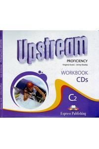 UPSTREAM PROFICIENCY C2 WORKBOOK CLASS CDs (SET OF 2) NEW