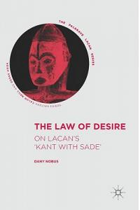 The Law of Desire: On Lacan's 'kant with Sade'