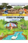 10 Most Interesting Stories for Children: Colored Edition of Moral Stories