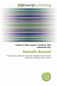 Asenath Barzani