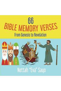 66 Bible Memory Verses: From Genesis to Revelation