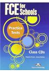 FCE FOR SCHOOLS PRACTICE TESTS CLASS CD'S (SET OF 3) (INTERNATIONAL)