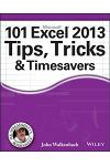 101 Excel 2013 Tips, Tricks & Timesavers