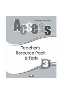 ACCESS 3 TEACHER'S RESOURCE PACK & TESTS (INTERNATIONAL)
