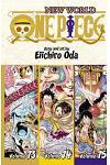 One Piece (Omnibus Edition), Vol. 25: Includes Vols. 73, 74 & 75