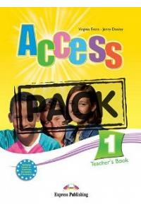 ACCESS 1 TEACHER'S PACK (INTERNATIONAL)