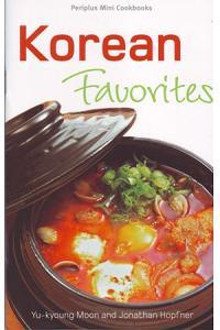 Periplus Mini Cookbooks - Korean Favourites