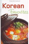 Periplus Mini Cookbooks - Korean Favourites
