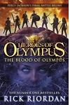 The Blood of Olympus: Heroes of Olympus #5 (UK EDITION)