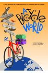 A Bicycle World: Cycle Around the Globe Through 101 Stunning Travel Posters