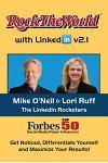 Rock the World with Linkedin V2.1: A Multi-Platinum Profile Plus a Classic Rock Soundtrack