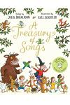 A Treasury of Songs [With Audio CD]