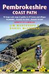 Pembrokeshire Coast Path: British Walking Guide: 96 Large-Scale Walking Maps & Guides to 47 Towns and Villages - Planning, Places to Stay, Place