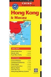 Hong Kong Fifth Edition (Periplus Travel Maps)