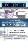Certificate in Professional Competence National Road Haulage - A Complete Cpc Training Course