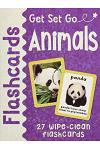 Get Set Go: Flashcards - Animals