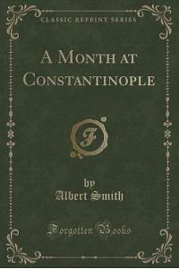 A Month at Constantinople