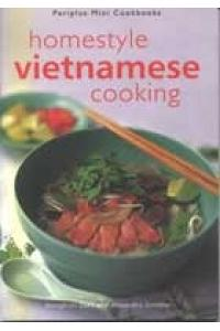 Periplus Mini Cookbooks - Homestyle Vietnamese Cooking
