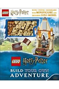 LEGO Harry Potter Build Your Own Adventure : With LEGO Harry Potter Minifigure and Exclusive Model