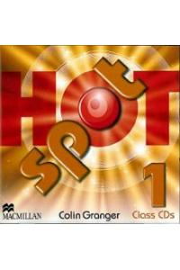 HOT SPOT 1:  Class Audio CD