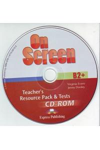ON SCREEN B2 + TEACHER'S RESOURCE PACK & TESTS CD-ROM