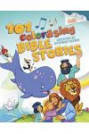101 Color & Sing Bible Stories [With 2 CDs]