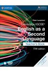 Cambridge Igcse(r) English as a Second Language Teacher's Book with Audio CDs (2) and DVD