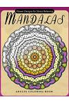 Flower Mandala Adults Coloring Books: Oriental Design for Grown-Ups