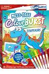 Inkredibles Colour Burst  Dinosaurs