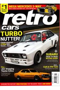 Retro Cars - UK (1-year)