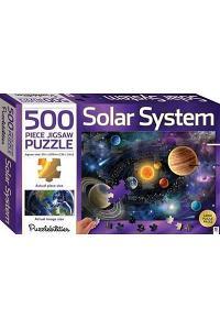Puzzlebilities Solar System : 500 Piece Jigsaw Puzzle