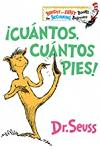 !Cuantos, cuantos Pies! (The Foot Book Spanish Edition)