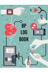 BP Log Book: Daily Tracker for People with High Blood Pressure
